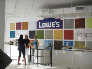 Lowe's interactive event with Nate Berkus